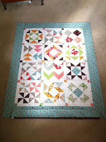 HST quilt Along