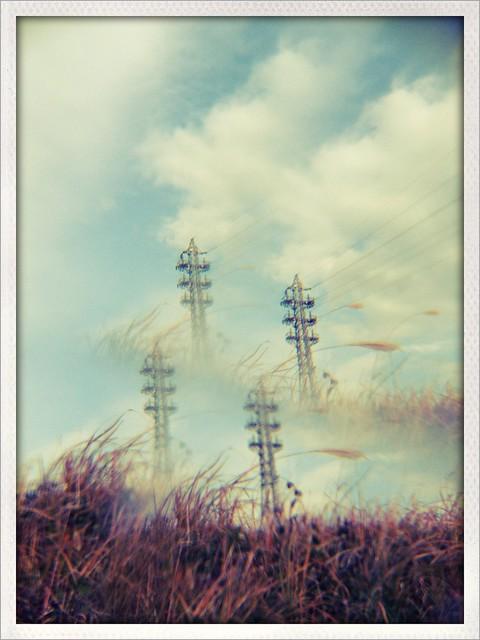 iPhone4/4S用 レンズフィルター付きケース