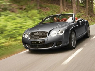 Luxury car market defies the economic gloom as Bentley and Rolls-Royce sales race ahead