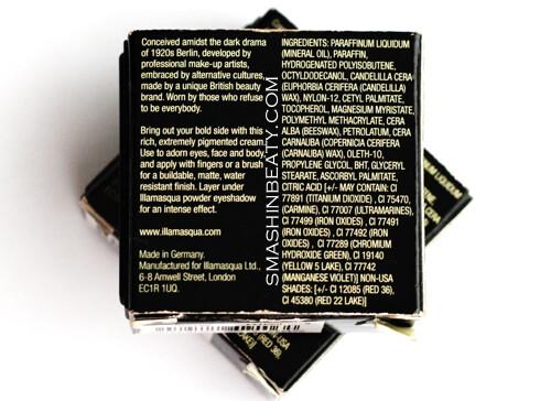 Illamasqua Cream