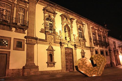 Nem tudo é eterno... Guimarães Capital Europeia da Cultura 2012