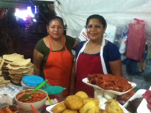Antojitos Cristi @ Oaxaca 12.2012