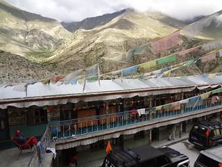 Nyalam Tibete