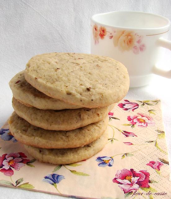 анисовое печенье с пеканом 1