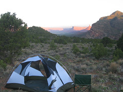 mountain, wilderness, tent, camping,