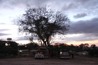 Camping in Moyale