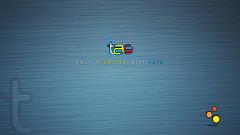 logo, text, font, circle,