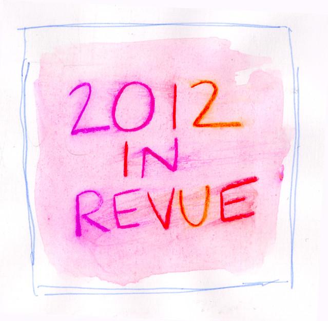 2012 in Revue