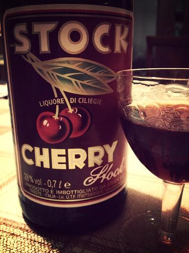 Stock Cherry