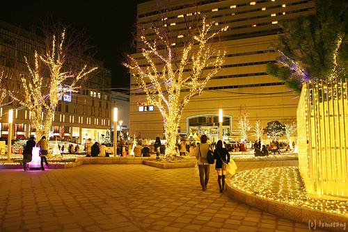 Tenjin Hikari Square 2012