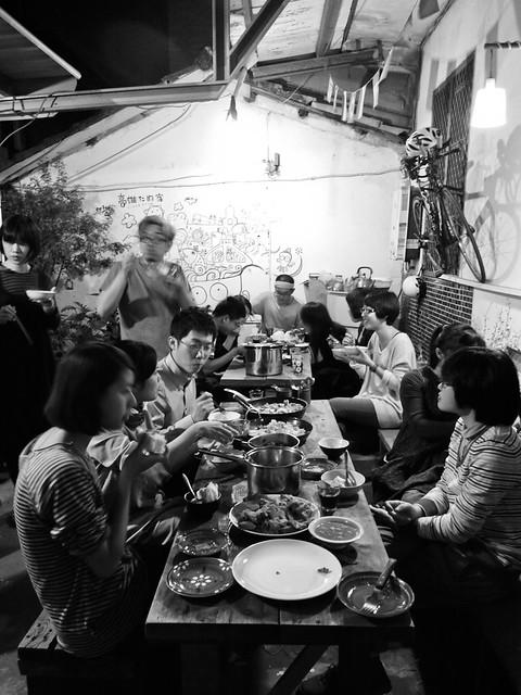 雪鐵龍滿月酒暨聖誕大餐
