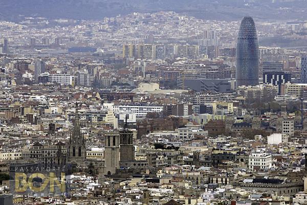 Mirador de l'Alcalde, Barcelona