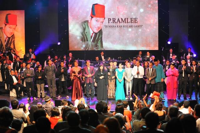 P Ramlee Tribute