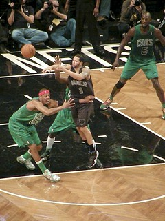 Brooklyn Nets vs. Boston Celtics 12.25.12