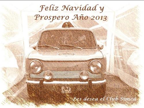 FELIZ NAVDAD Y PROSPERO 2013