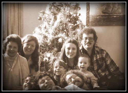 Cox Family Christmas