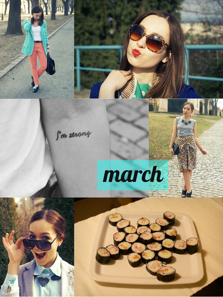 march done