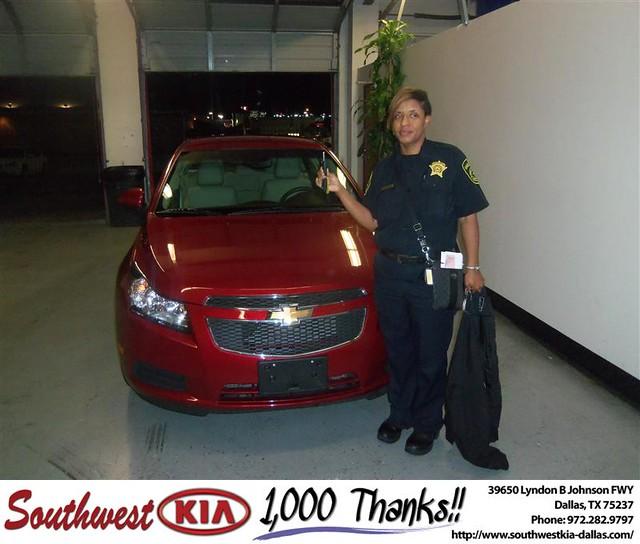 Chevrolet Dealers In Dallas: Happy Birthday To BARBARA JOHNSON