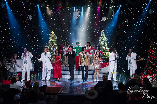 Showstoppers Live! Holiday Spectacular @ Casino Arizona 12-22-12