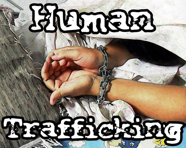 Human trafficking from Flickr via Wylio