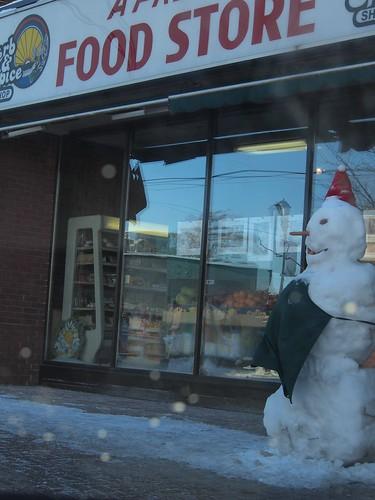 Herb & Spice snow clerk