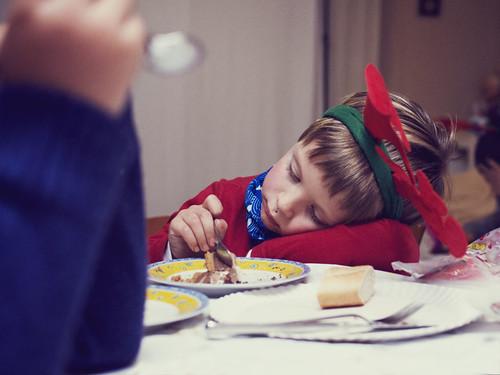 Cansado de la Navidad