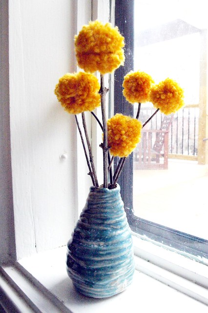 yarn billy ball flowers9