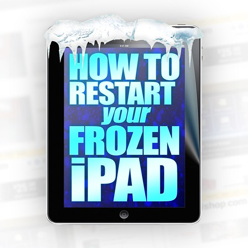 How To Reset A Frozen Ipad [Tutorial]