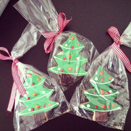 #christmastreecookie by l'atelier de ronitte