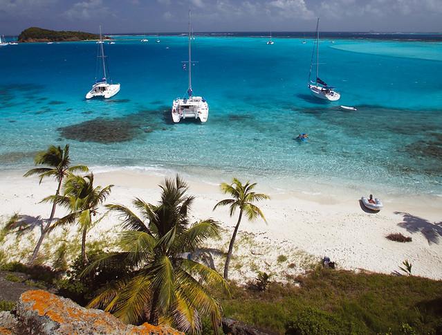 Islas Granadinas-veleros