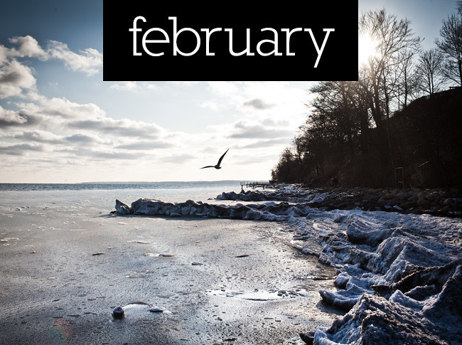 überlin's highlights of 2012: February
