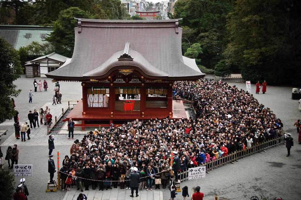 New Year 2013 @ Kamakura II