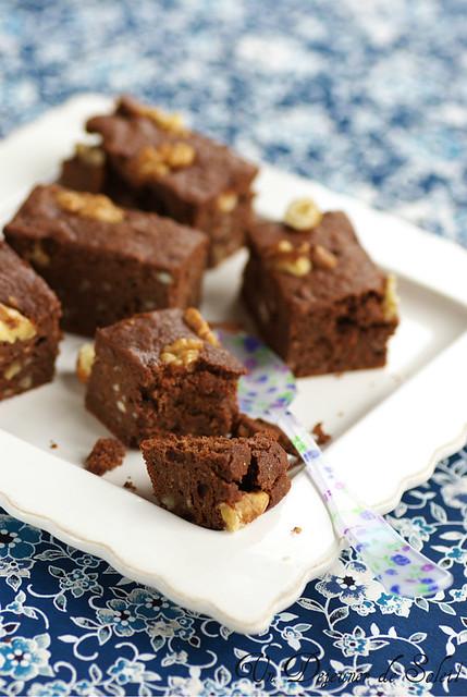 Chocolate, ricotta and hazelnut cake