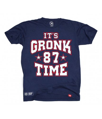 Rob Gronkowski It's Gronk Time Vintage T-Shirt
