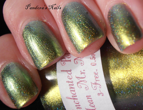 Enchanted Polish Mean Mr Mustard 4