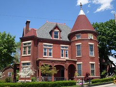 House in Connellsville, Pa