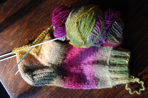 Noro Addict Sock