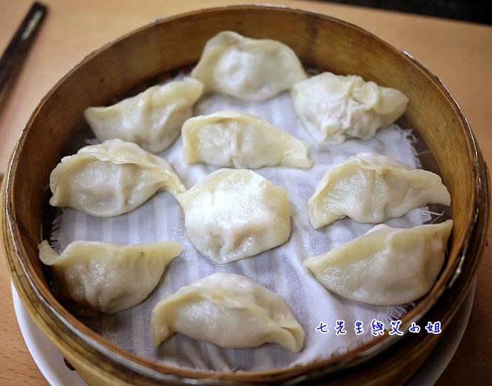 9 蝦仁蒸餃