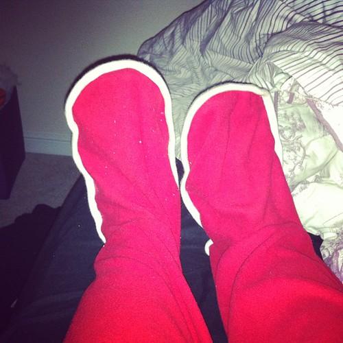 Onesie Feet
