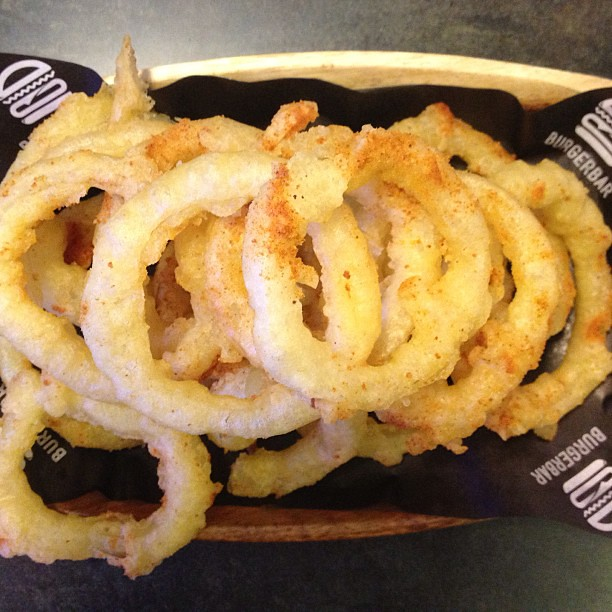 Onion rings at burger bar. They're good ha! #burgerbarph @burgerbarph #burgers #thisiswhyimfat #food #foodporn #foodforfoodies #igfood #instafood  #igdaily #instadaily #instagram #instagood #instamood #instacool #picoftheday #photooftheday #bestoftheday #