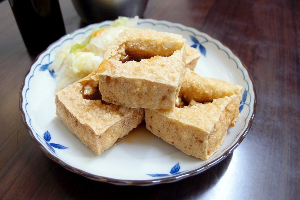 彭记臭豆腐