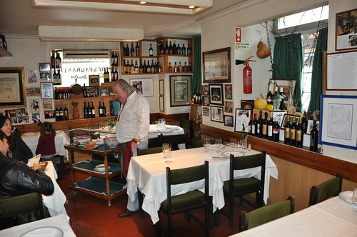 Restaurante O Farta Brutos - Lisboa