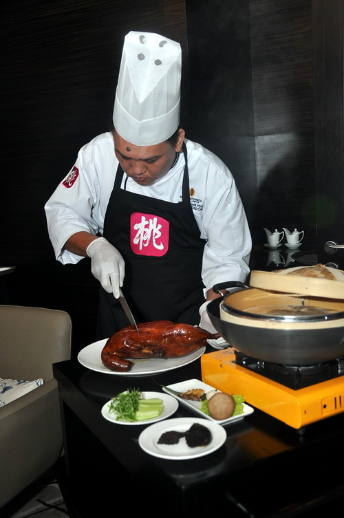 Peking Duck Chef Craving