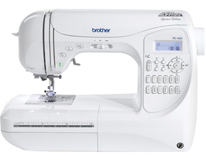 stock photo of Brother PC-420 PRW