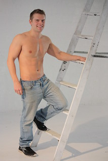 Steve Modelling Portfolio Produced by Shop Studios