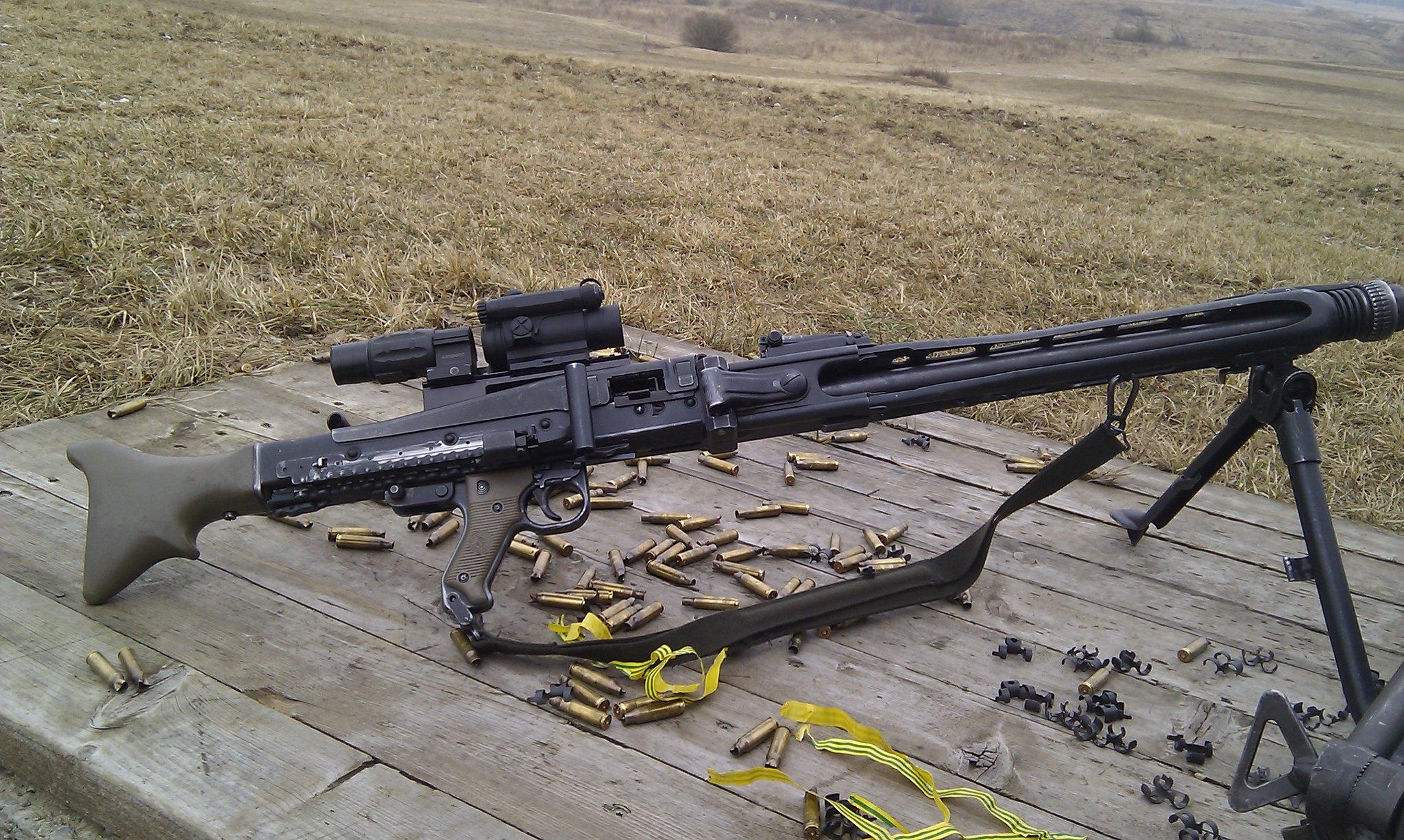 Макет карабин маузер к-98