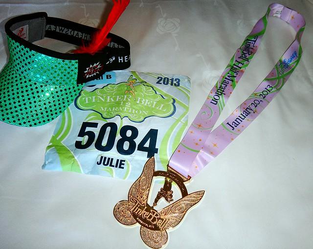 Disney's Tinker Bell Half Marathon 2013