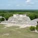 Ver desde lo alto de El Castillo (Pirámide de Kukulkan), Chitchen Itza por Ste.Baz