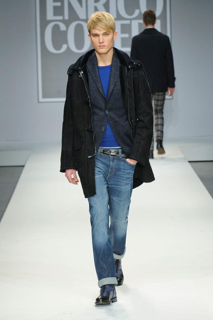 FW13 Milan Enrico Coveri012_Nicklas Kingo(fashionising.com)