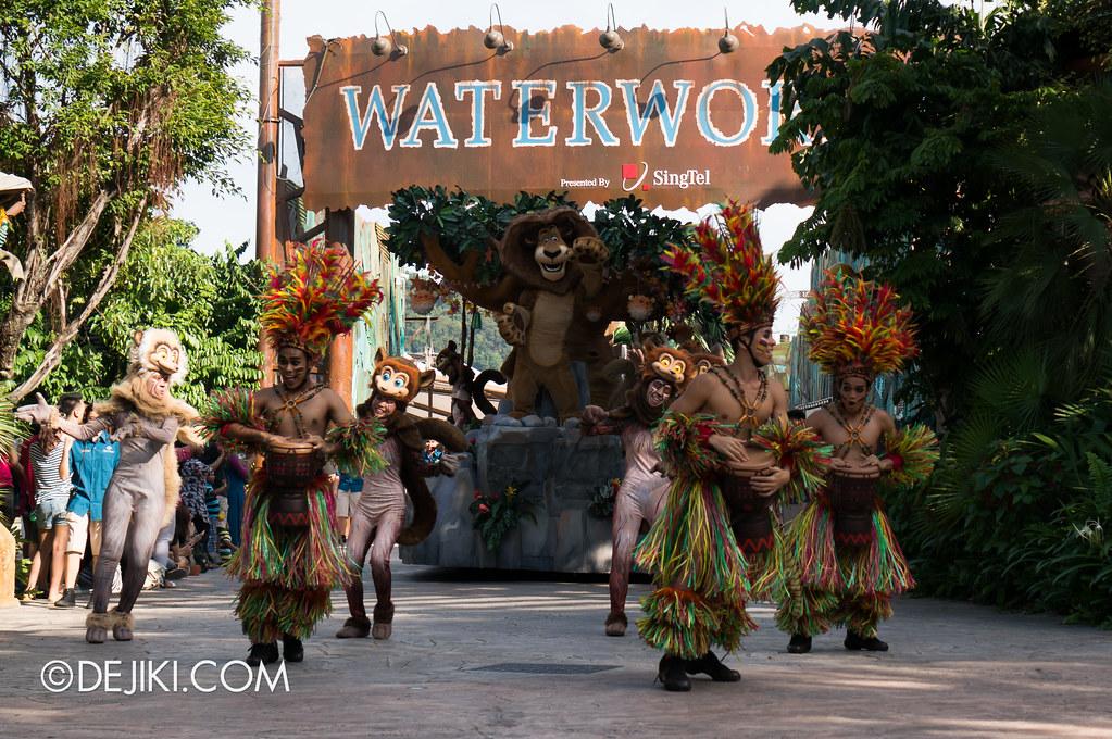 Hollywood Dreams Parade - Madagascar